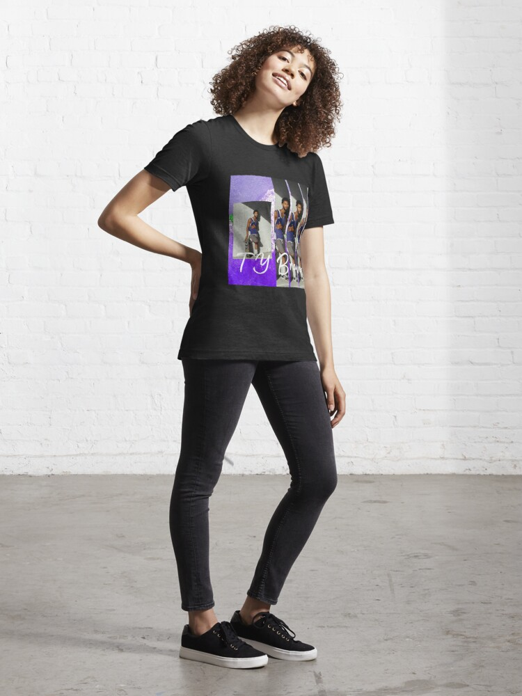 Alternate view of @ty_bravo Spr 20' Second Collection Essential T-Shirt