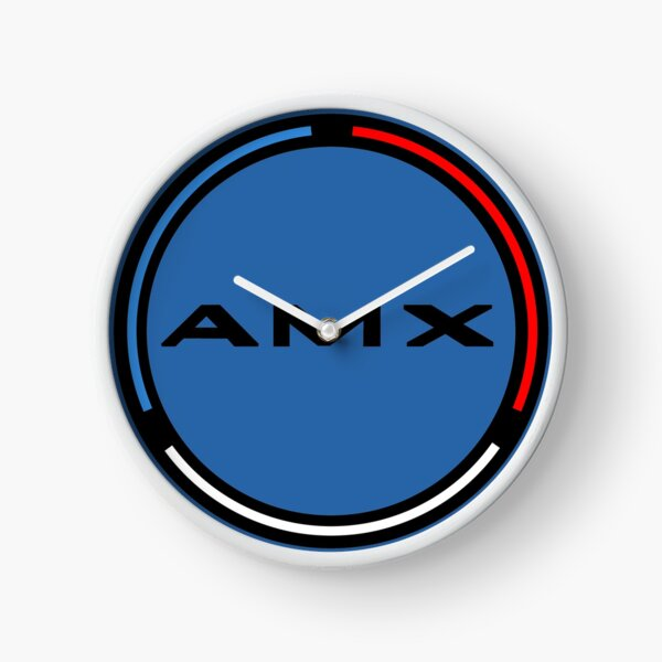 AMC AMX Clock