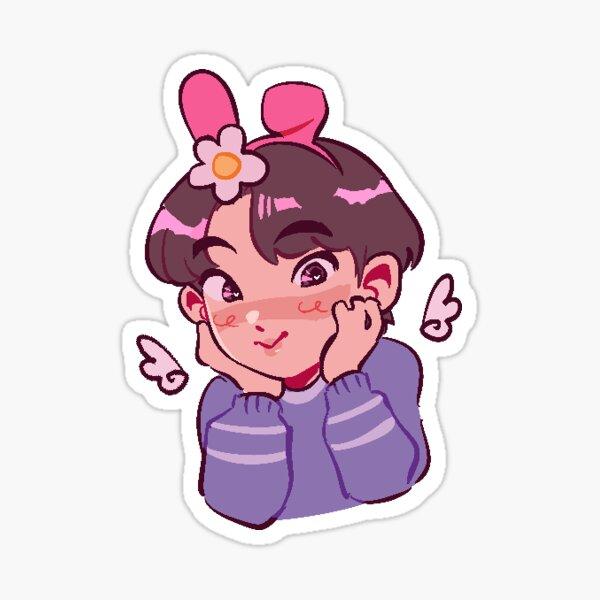 My Melody Jin Sticker