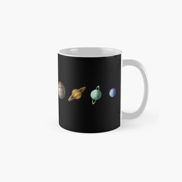 The Solar System Classic Mug