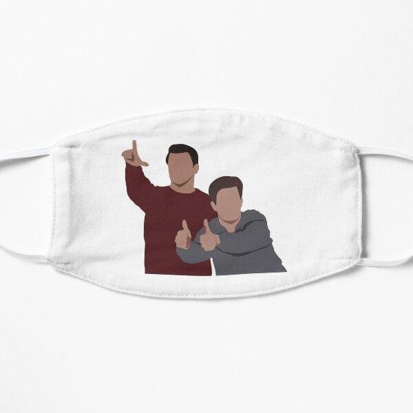 Chandler and Joey Mask