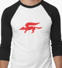 Star Fox Team Retro Logo Men's Baseball ¾ T-Shirt