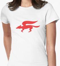 Star Fox Team Retro Logo Women's Fitted T-Shirt
