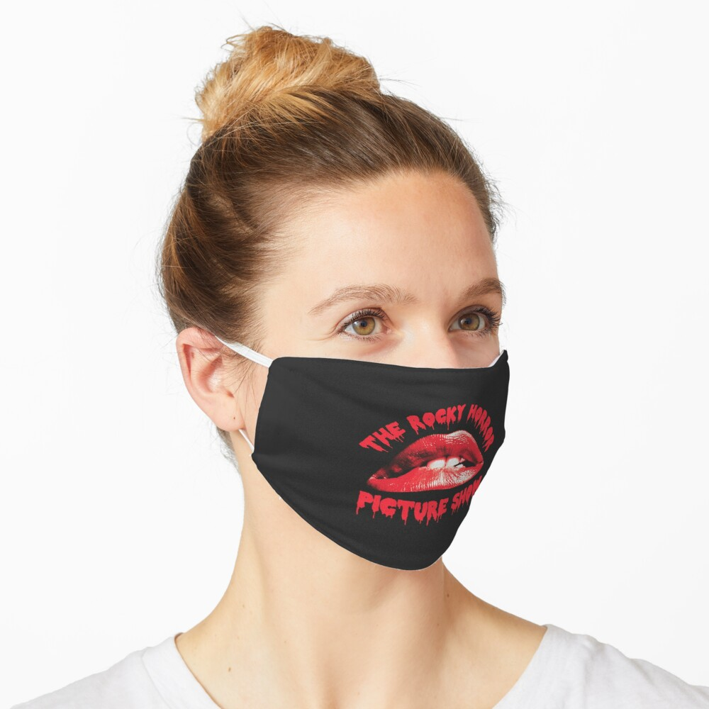 Rocky Horror picture show lips Mask