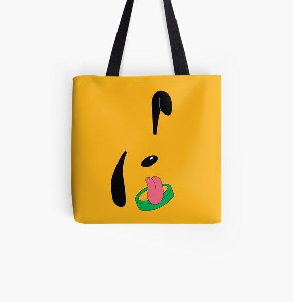 Pluto All Over Print Tote Bag