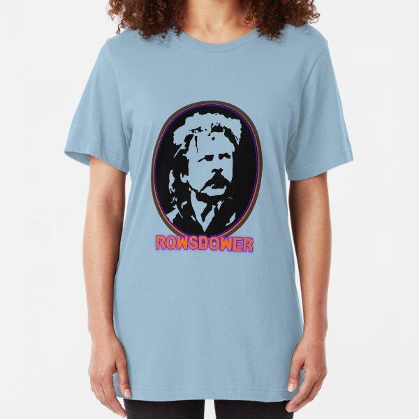 ROWSDOWER! Slim Fit T-Shirt