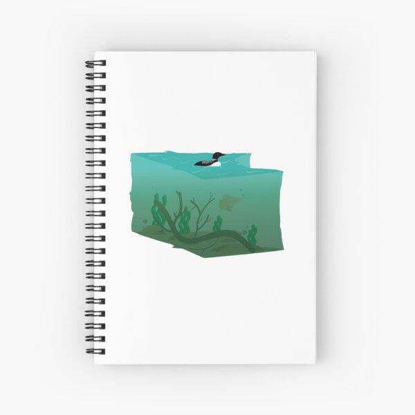 Slice of Minnesota  Spiral Notebook