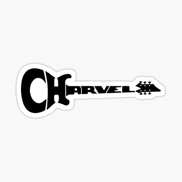 Charvel Sticker