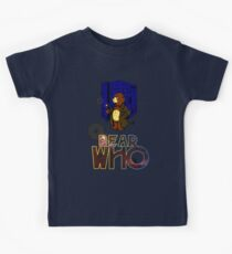 Mad Bear with a Box Kids Clothes