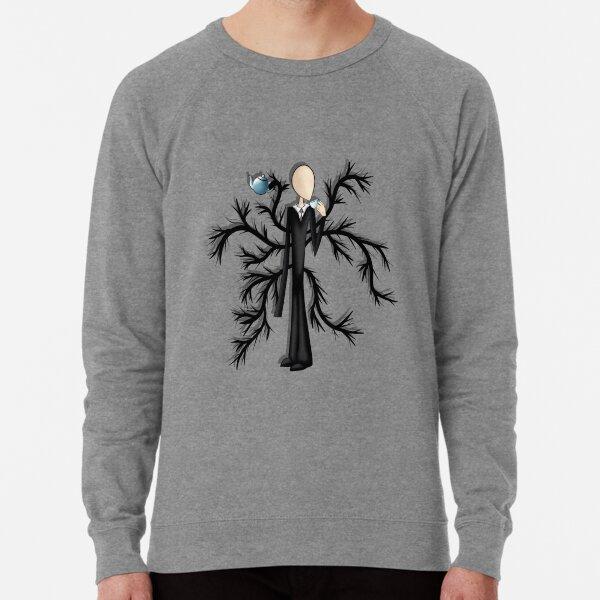 Slender Man Lightweight Sweatshirt