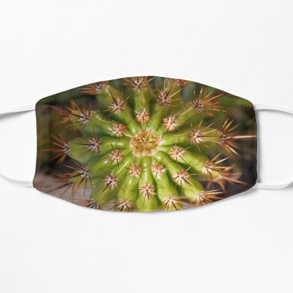 Nature Prints, Cactus Stars Mask
