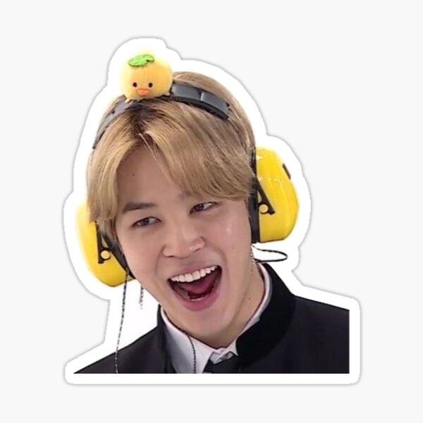 BTS Jimin lachimolala Sticker