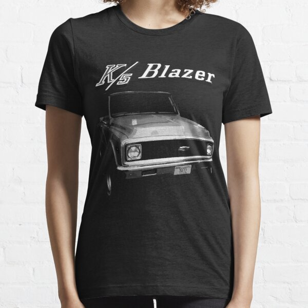 1972 K5 Blazer Retro Truck Essential T-Shirt