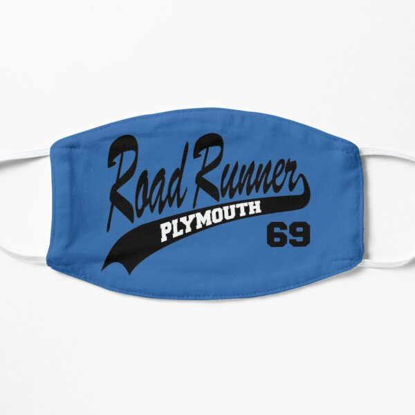 69 Plymouth Road Runner Flat Mask