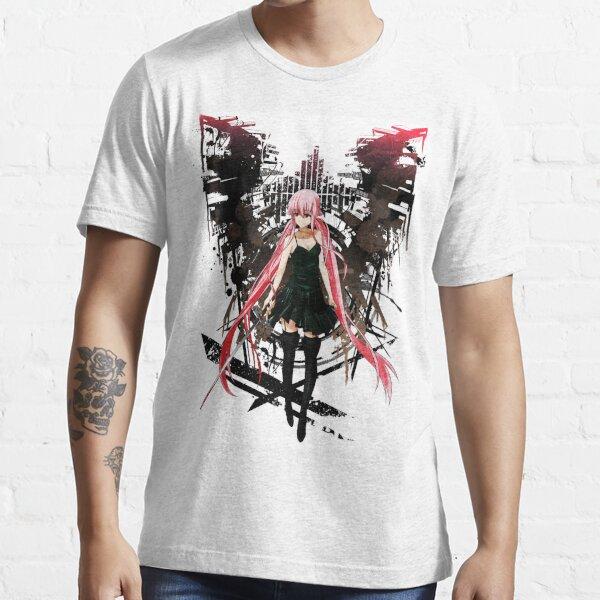 Gasai Yuno Anime Future Desolation Anime camiseta Camiseta esencial