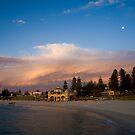 Fiery Sky by Mark McClare
