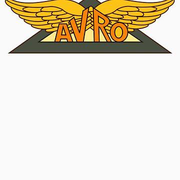 Avro Aircraft Company Logo by warbirdwear