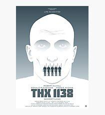 George Lucas' THX 1138 Photographic Print