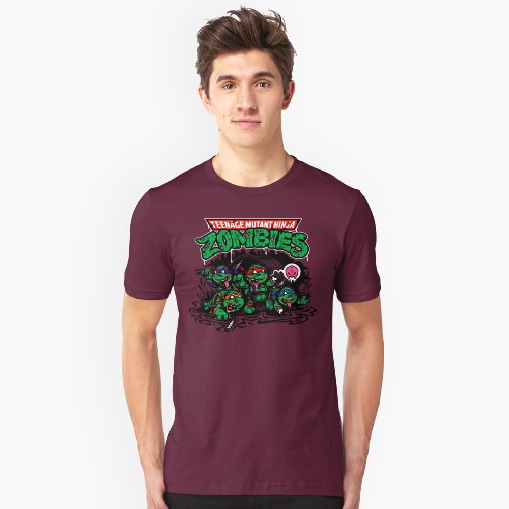 Krraaaaanngs Unisex T-Shirt Front