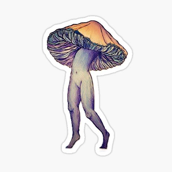 Forest creature Sticker