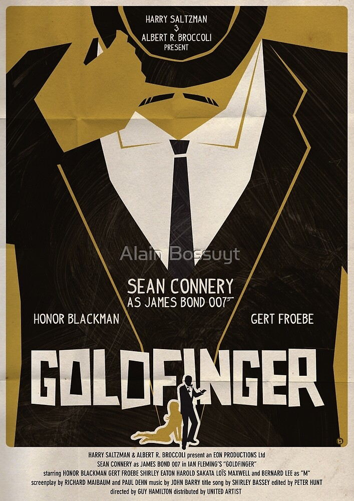 Goldfinger by AlainB68
