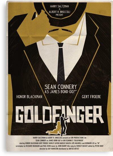 Goldfinger by Alain Bossuyt