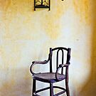 Kitchen chair by Philip Teale