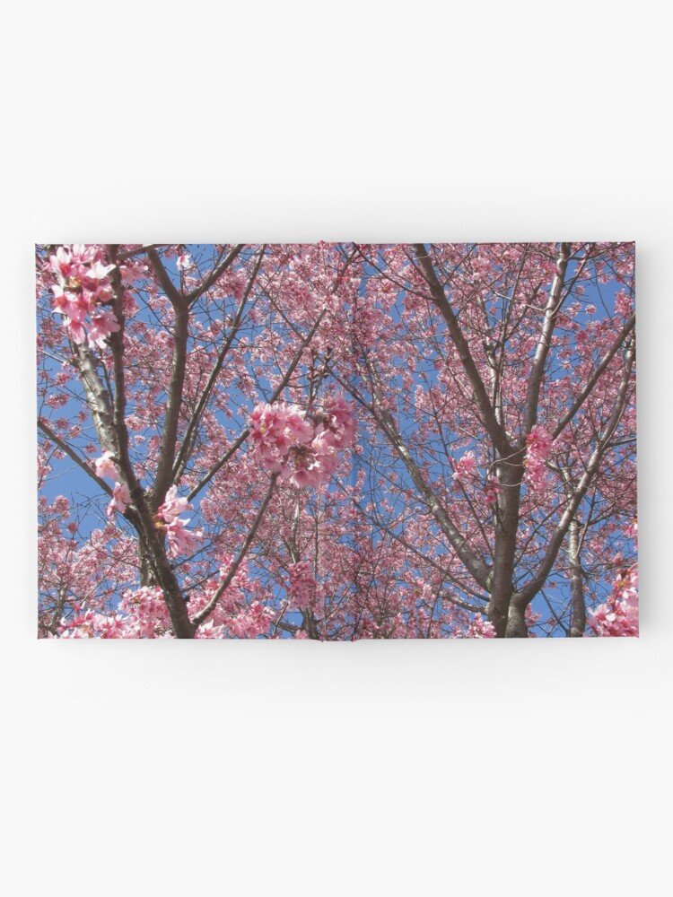 Alternate view of Pink Blossoms Hardcover Journal