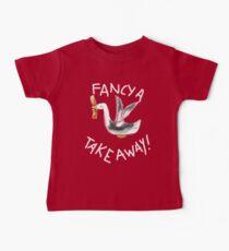 FANCY A TAKE AWAY    TEE/KIDS TEE/BABY GROW Baby Tee