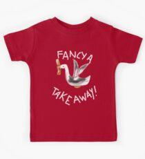 FANCY A TAKE AWAY    TEE/KIDS TEE/BABY GROW Kids Tee