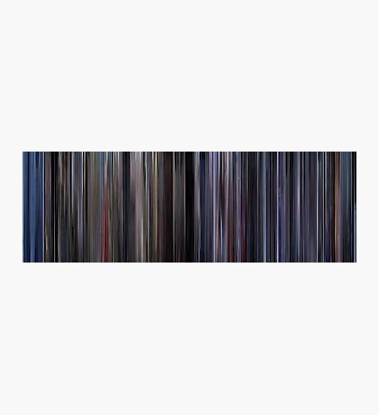 Moviebarcode: Space Cowboys (2000) Photographic Print