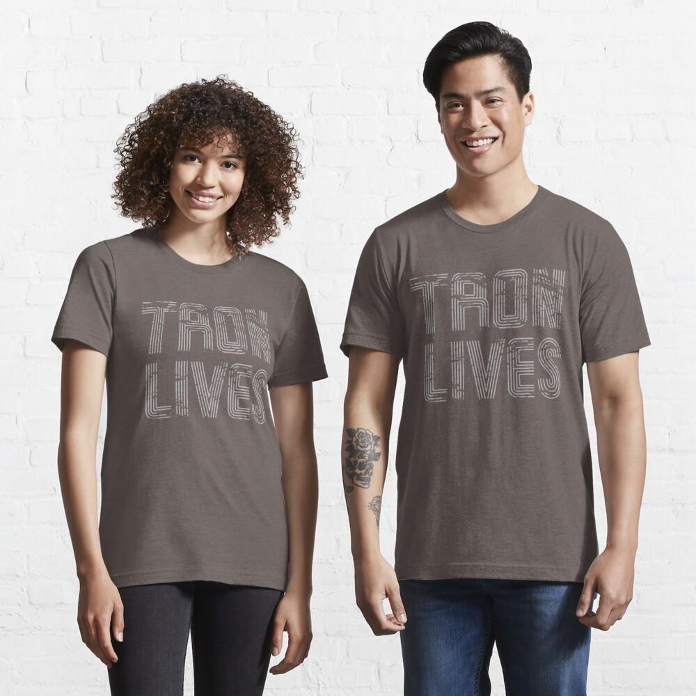 TRON LIVES Essential T-Shirt