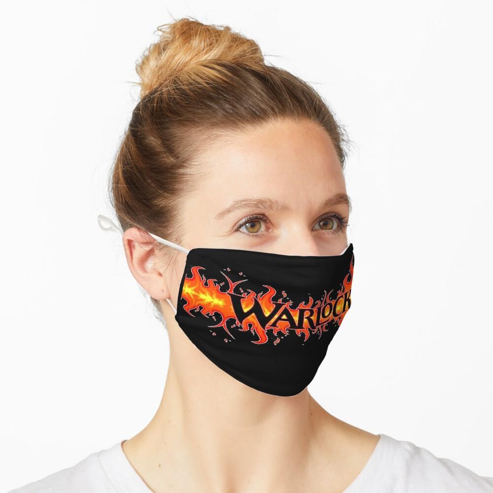 Warlock 1 design Mask