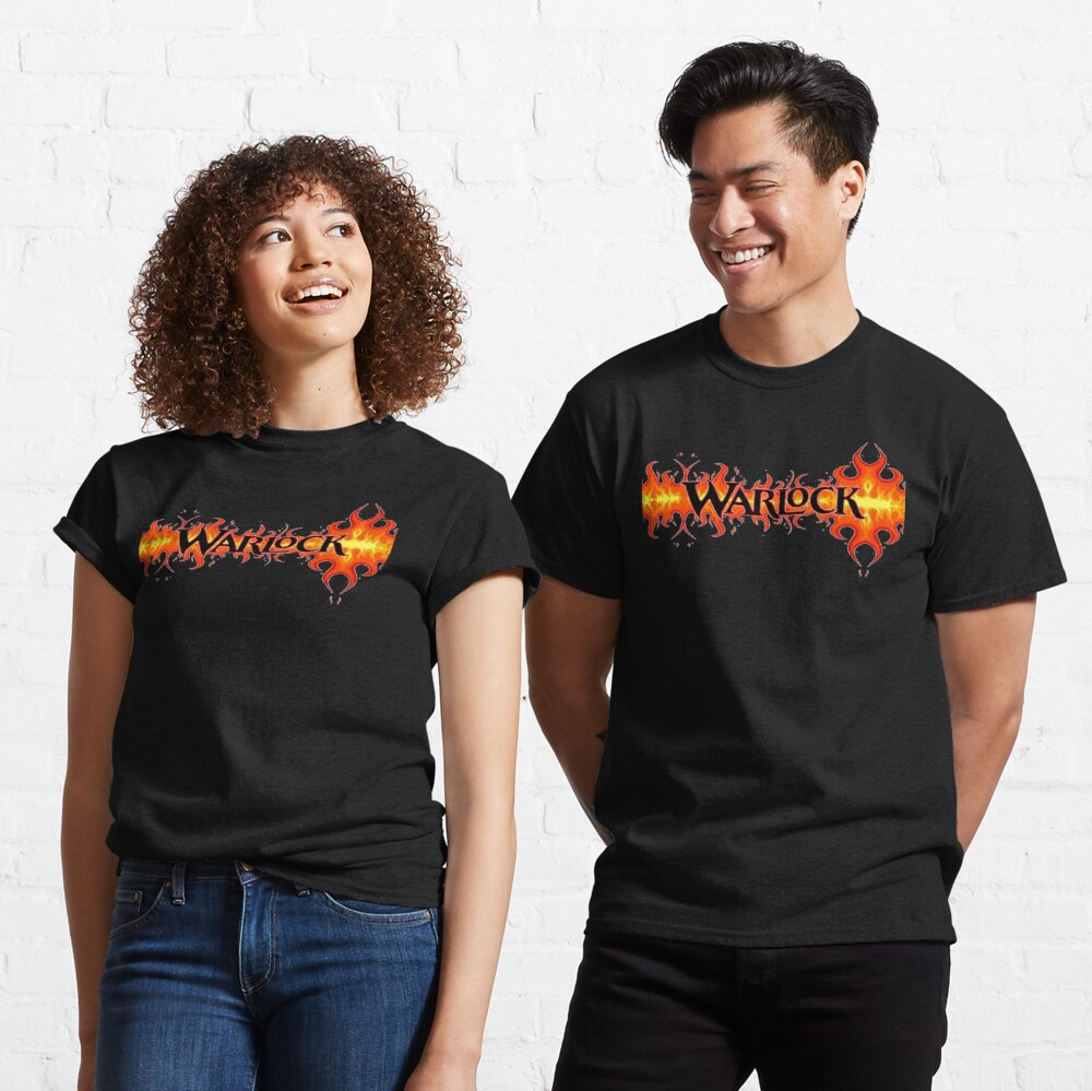 Warlock 1 design Classic T-Shirt