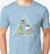 Pinkman And The Brain T-Shirt