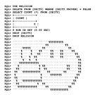 SQL - Just DROP it. by Jon Catt
