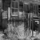 Front Porch, Bodie Ghost Town, Bodie, California by Pete Paul