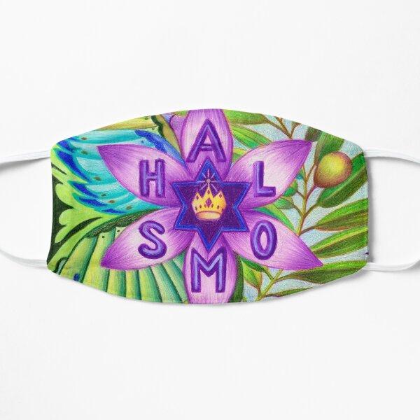 Shalom Flat Mask