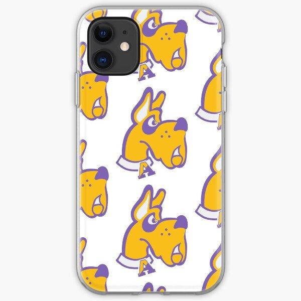 UAlbany Great Dane iPhone Soft Case