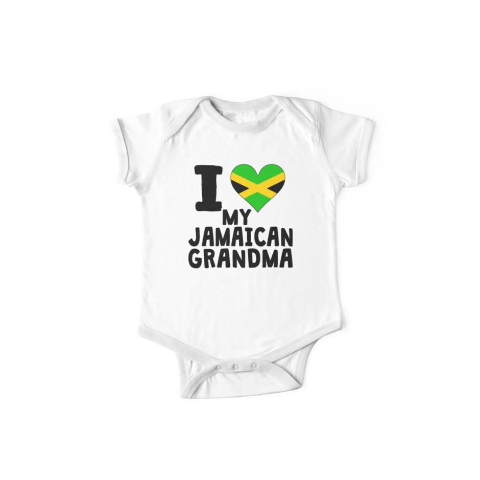 I Heart My Jamaican Grandma by ReallyAwesome
