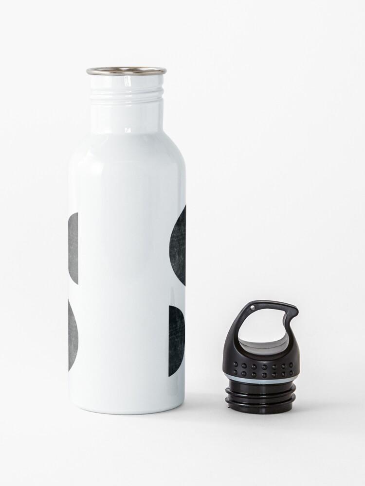 Alternate view of Semi Circles Water Bottle