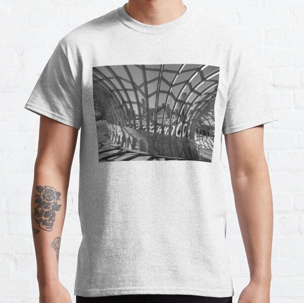 Webb Bridge, Melbourne - BW Classic T-Shirt