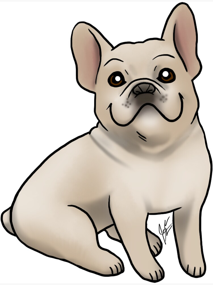 French Bulldog - Fawn by jameson9101322
