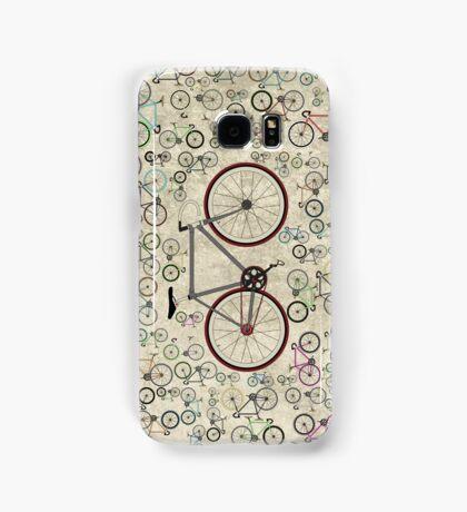 Love Fixie Road Bike Samsung Galaxy Case/Skin