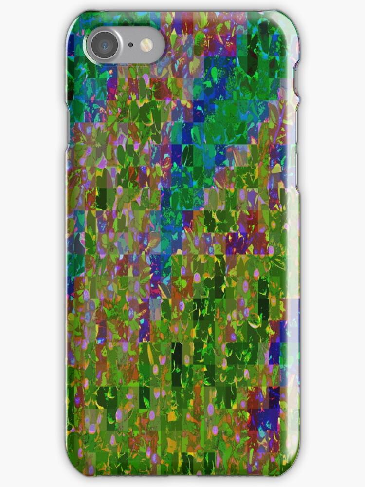 Ivy iPhone Case by Fara