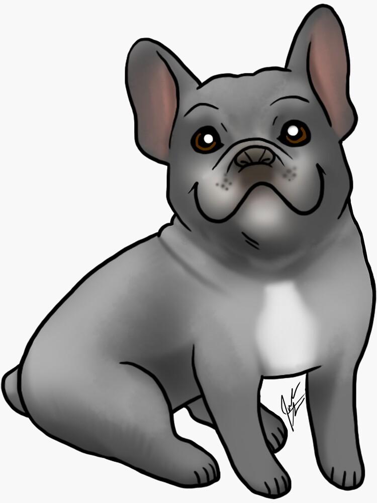 French Bulldog - Black by jameson9101322