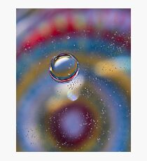 Single Bubble ~ iPhone Case Photographic Print
