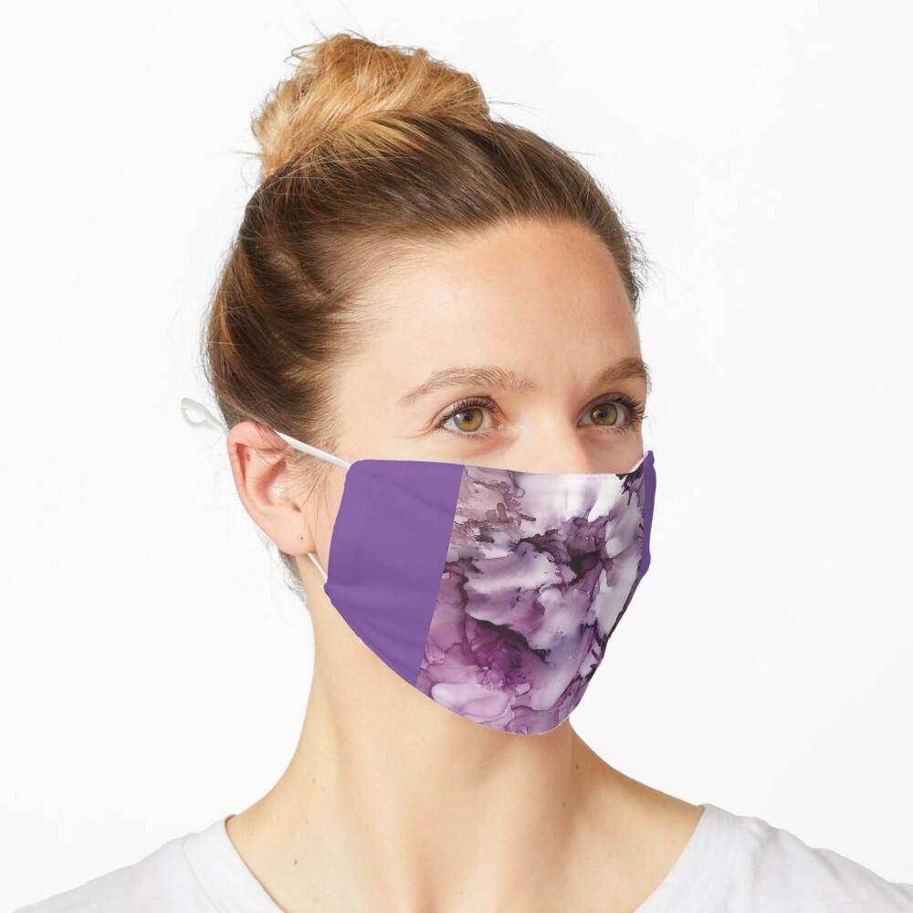 Crushed Grapes Mask