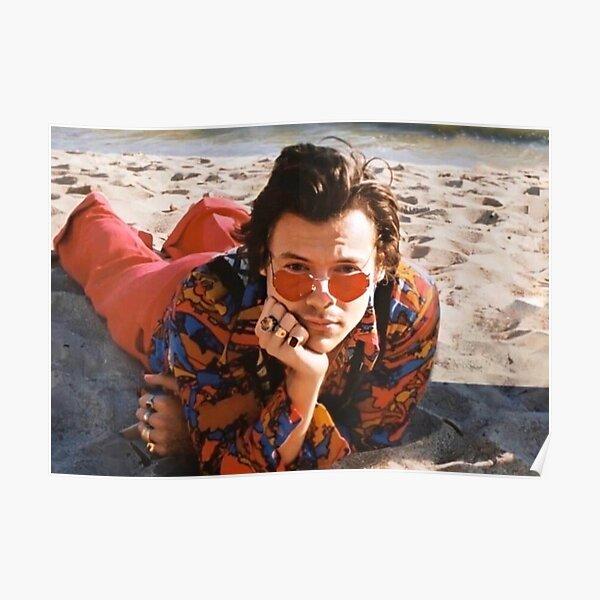 Watermelon Harry Poster
