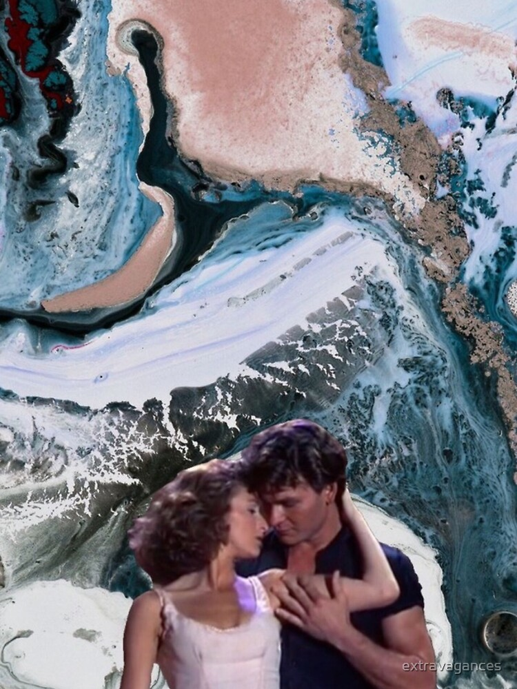 Dirty Dancing - Baby and Johnny by extravagances